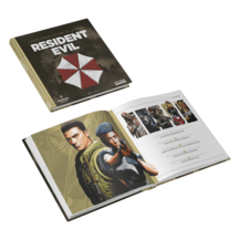The incredible Resident Evil journey