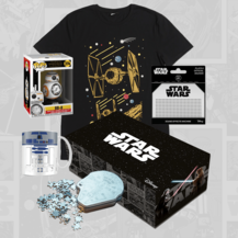 Collector Box #2 – Droids & Spaceships