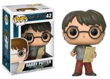Funko POP! Figure - Harry Potter with his marauder's map