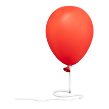 Pennywise red balloon lamp - IT