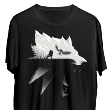 T-shirt - Magic - The Witcher