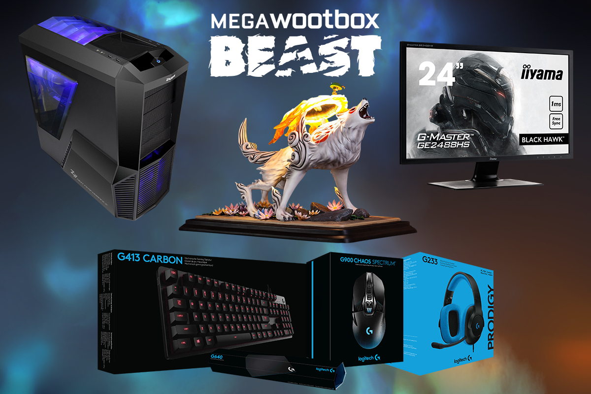 Megawootbox July 2017