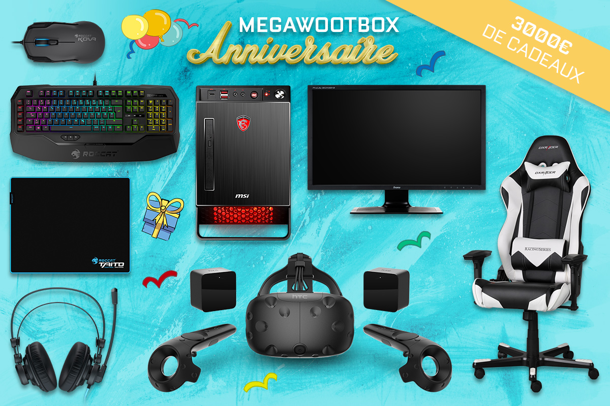 Megawootbox June 2016