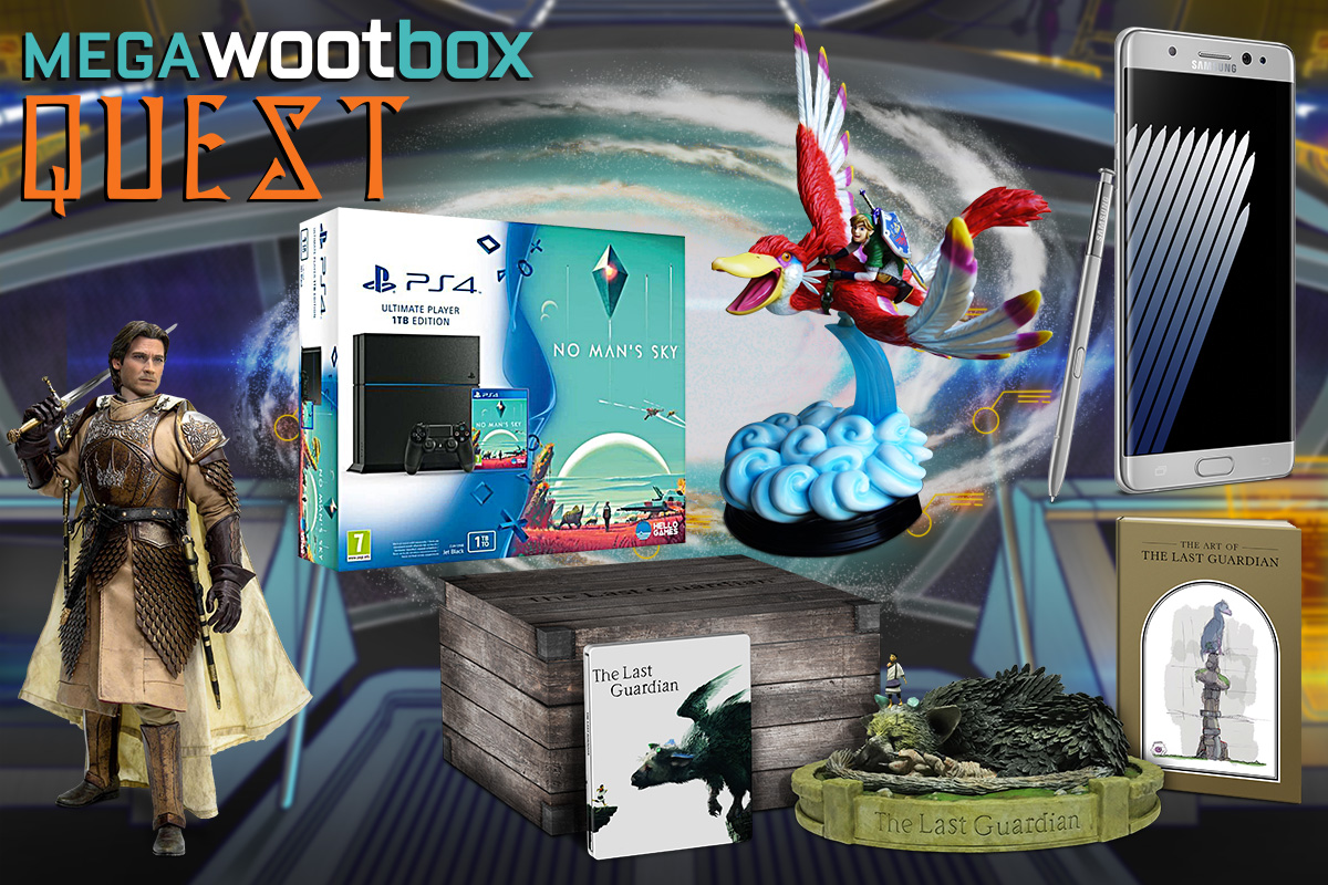 Megawootbox October 2016